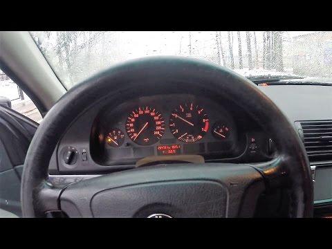 BMW E39 глохнет ! не держит обороты ! - Видео приколы ржачные до слез