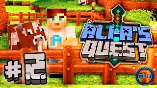 Minecraft - Ali-A's Quest #2 -