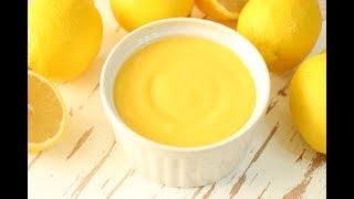 Нежный Лимонный Курд ✧ Лимонный Крем ✧ Lemon Curd Recipe ✧ Limonlu Pasta Kreması Lemon Curd