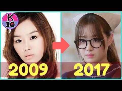 My Secret Romance Song Ji Eun Evolution 2009 2017