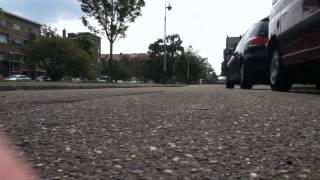 Bal in de straat