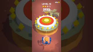 Twist Hit Levels 1-20 IOS Gameplay