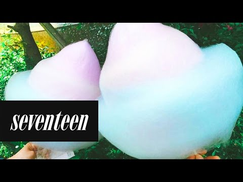 Unicorn Cotton Now Candy Exists