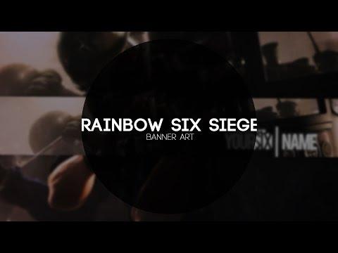 Free Youtube Banner Rainbow Six Siege 5ergiveaways S01e64