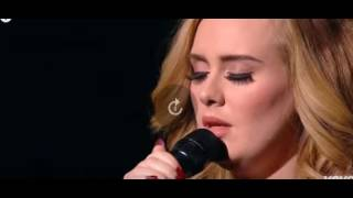 Adele   Hello Live at the NRJ Awards