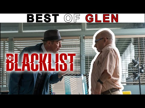 The Best Of Glen - The Blacklist | Clark Middleton James Spader