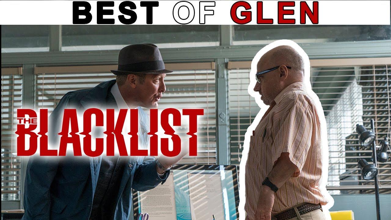 The Best Of Glen The Blacklist Clark Middleton James Spader Youtube