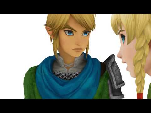 MMD: Link and Linkle - Anything You can Do.