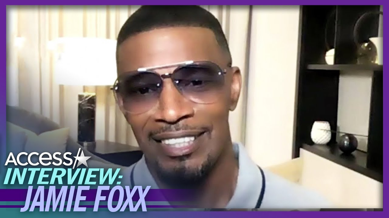 Jamie Foxx Reacts To 'Soul' Oscar Nominations