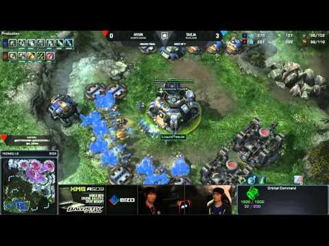 TaeJa vs HyuN game 4: Grand Finals HomeStory Cup 8