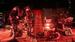 BurkinA AZZA - Live @ Le Rêve de l'Aborigène 2014 (3 / 4)