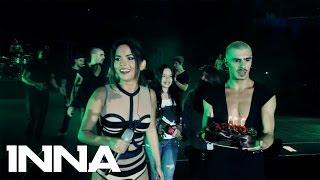 Birthday surprise for INNA on stage @ Guadalajara (October, 2013)