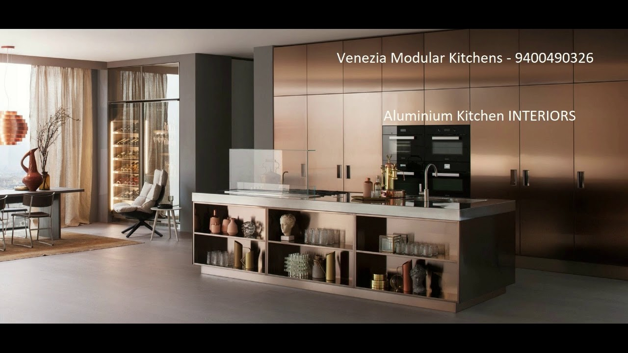 Bangalore Aluminium Kitchen Interiors 9400490326 No Termites Water