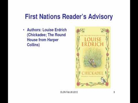 First Nations Reader's Advisory