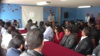 Desayuno de Pastores Mayo 2013 Eduardo Rivera (ER1)