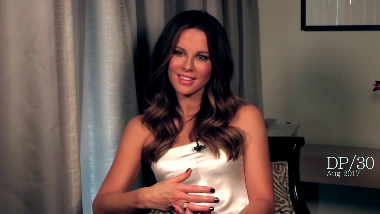 Interview with Kate Beckinsale ( The Only Living Boy in New-York )