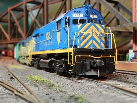 City of Kingston Railfan - Kingston Model Railroad Club