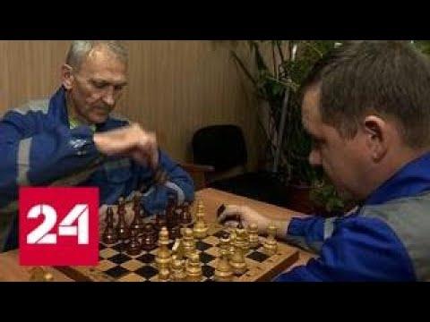 Электромонтер из Тамбова стал гроссмейстером ФИДЕ - Россия 24