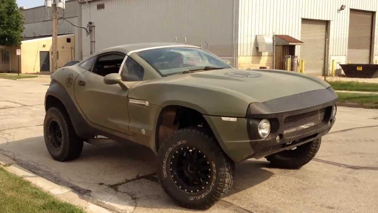 Local Motors Rally Fighter >> Rally Fighter - YouTube