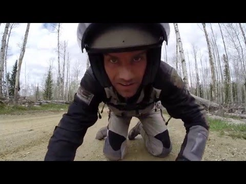 Continental Divide Motorcycle Ride to Jackson