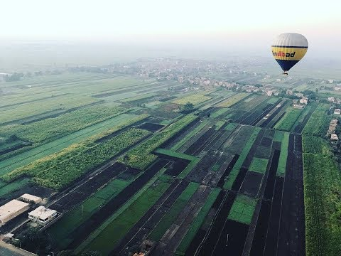 Hot Air Balloon Ride in Luxor, Egypt | Egypt Tour