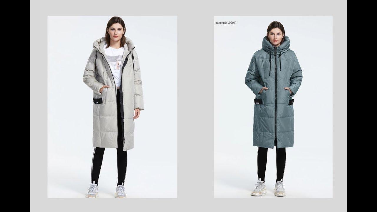 ЛУЧШИЕ ВЕЩИ С ALIEXPRESS! Женская одежда Зимняя куртка
