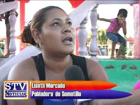 Inauguración Parque Somotillo