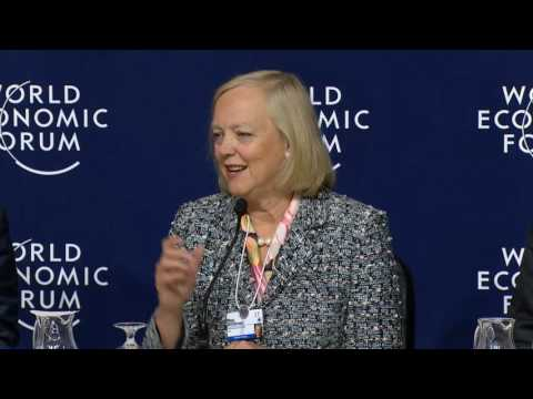 Davos 2017 - Press Conference: Meet the Co-Chairs of the Ann