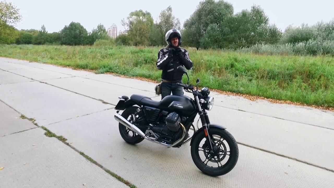 Два колеса. Вып. 077. Moto Guzzi V7