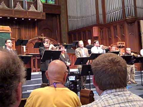 Nodus I (comp. Anthony G. Morris), International Trumpet Guild Conference, 2013