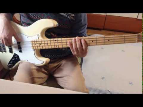 april showers - ProleteR (bass cover)