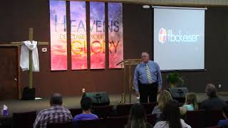 "FBC Keiser - August 2, 2020 - ""As In the Days of Noah"""