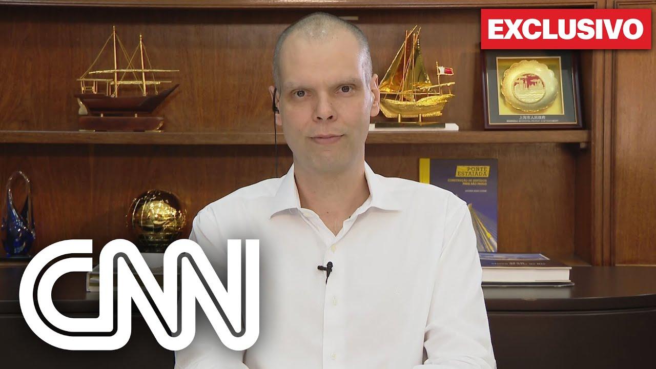 Notícias - Exclusivo: Covas critica postura de Bolsonaro e diz que isolamento deve ser mantido em SP - online