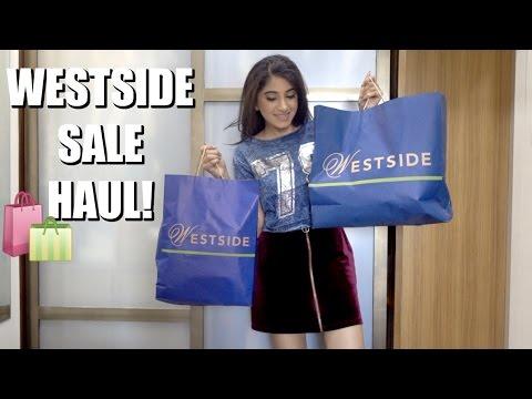 Westside Sale Haul | Aashna Shroff