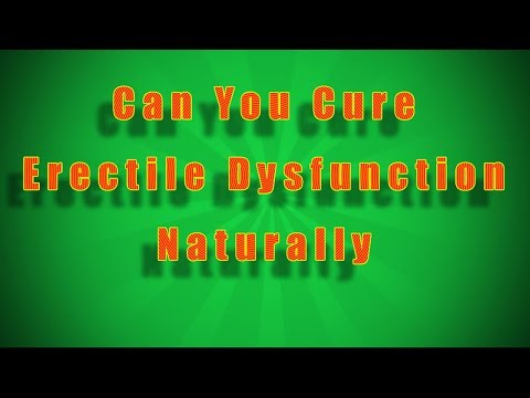naturally cure impotence from YouTube · Duration:  1 minutes 41 seconds