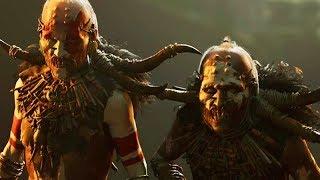 SHADOW OF THE TOMB RAIDER - Demon Creatures Encounter