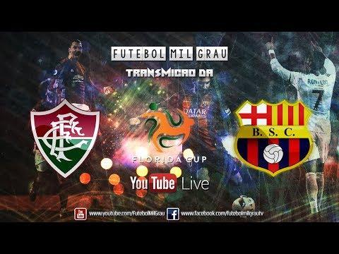Fluminense 1x3 Barcelona - Jogo completo HD - Flórida Cup 2018 - 15/11/18