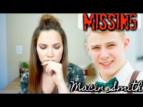 What happened to Macin Smith?!?