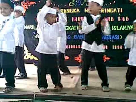 LEGAWA DWI PUTRA : Gigi - Sahur Tiba !!!