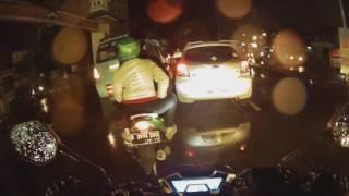 Action Camera Gitup Git2 Night test Indonesia