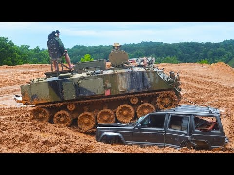Last Day! at Adventure Off Road Park, TN - Part Five of Ultimate Adventure 2015!