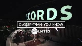 Gambar cover Hillsong UNITED - Closer Than You Know