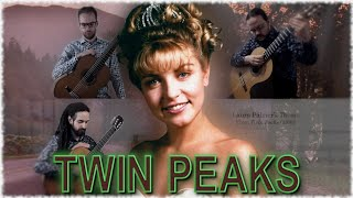 Laura Palmer's Theme Classical Guitar Cover | Twin Peaks Soundtrack (Ottawa Guitar Trio)