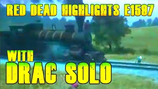Red Dead Highlights E1597 - No Doggie The Train!!