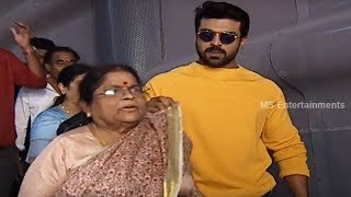 Download Video Mega Power Star Ram Charan Respect Towards His Grand Mother @ Sye Raa Narasimha Reddy Teaser Launch MP3 3GP MP4