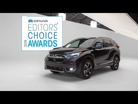 Honda CR-V: The Best SUV |  Edmunds Editors&#; Choice