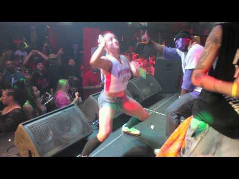e40 show Lansing Michigan at Fahrenheit Ultra Lounge LionHeartEnt KiebEnt BadInfluence
