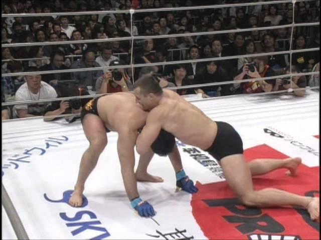 Mirko Cro Cop vs. Yoshihisa Yamamoto - Pride Bushido 2