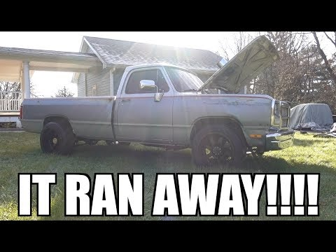 FIRST GEN CUMMINS ALMOST OVER FUELS & RUNS AWAY!!! TUNING FOR MAX POWER!!!!
