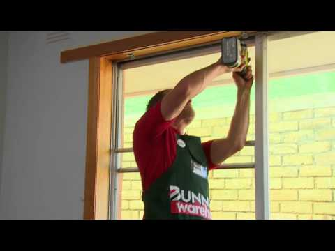 How To Install Roman Blinds - DIY At Bunnings